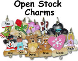 Family Ornament Charms